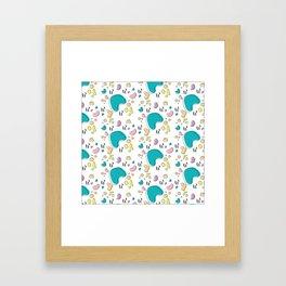 Jellybean Framed Art Print