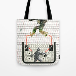 I'm A Part Of Nature, Not A Number - Series 2 Tote Bag