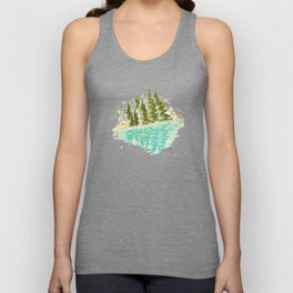 Rockies' Mirrors Unisex Tank Top