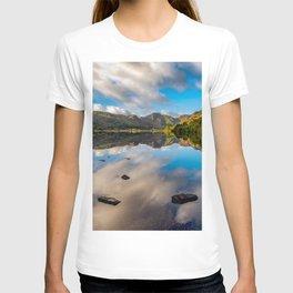 Lake Crafnant Snowdonia T-shirt