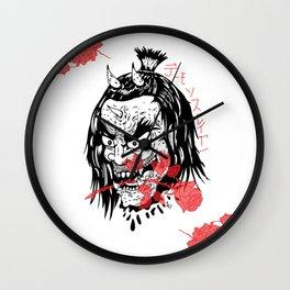 Demon Slayer Wall Clock