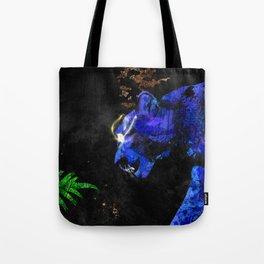 Panthera Onca Tote Bag