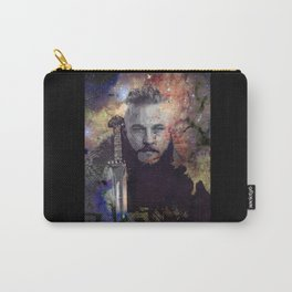 Ragnar in the Stars - Vikings Carry-All Pouch