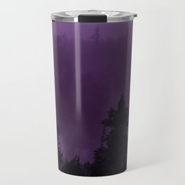 Purple Fog Travel Mug