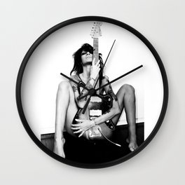 GUITAR LOVE Wall Clock