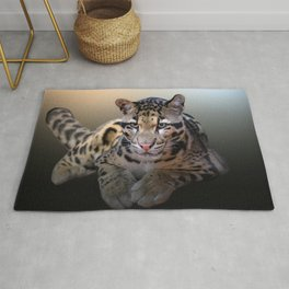 Young Leopard Rug