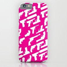 Handgun Pattern Slim Case iPhone 6s