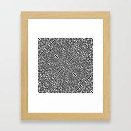 wall art K.Haring Framed Art Print