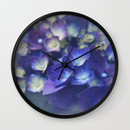 In the Morning Mists Wall Clock