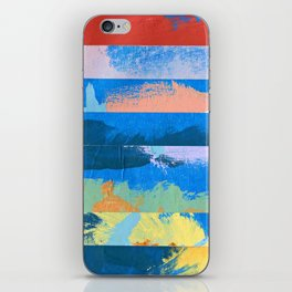 Tape Diary 12 iPhone Skin