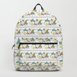 Gracious white Backpack
