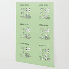 Buchbinden – Merkmale Broschur und Buch im Detail (in German) Wallpaper