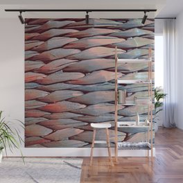 Natural straws Wall Mural