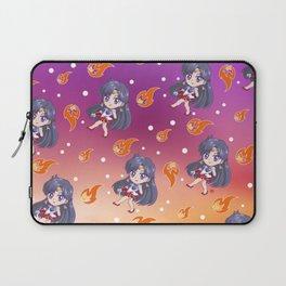 Sailor Mars Pattern Laptop Sleeve