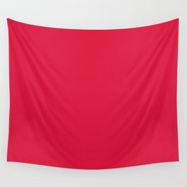 Crimson Wall Tapestry