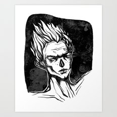 My Darkness Art Print