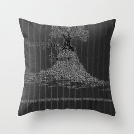 The Occupation Throw Pillow