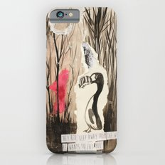Little Red and Great Auk iPhone 6s Slim Case