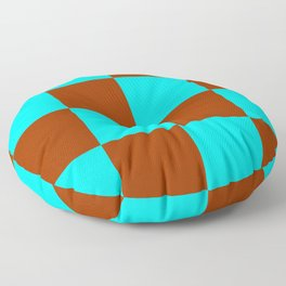 Choco And Ice Floor Pillow