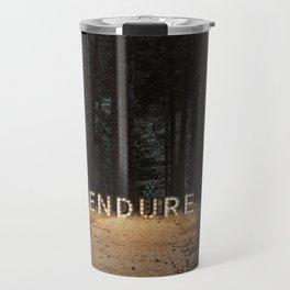 endure. Travel Mug