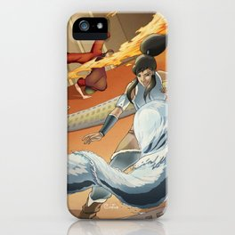 The Avatar series iPhone Case