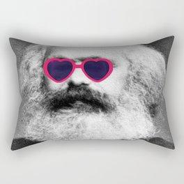 Love marx Rectangular Pillow