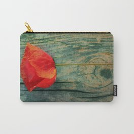Poppies vintage(4) Carry-All Pouch