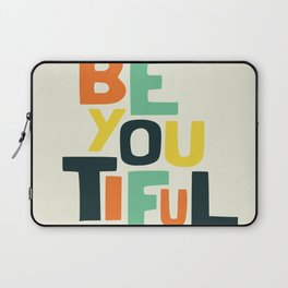 Be you! Laptop Sleeve