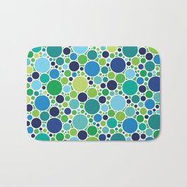 Bubbles Bath Mat