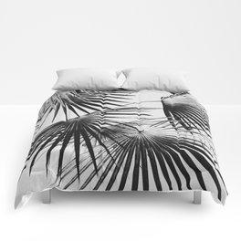 Tropical #5 (invert) Comforters