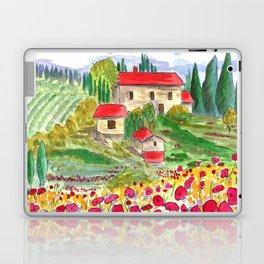 Tuscan Laptop & iPad Skin