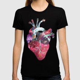 Superstar Heart (on grey) T-shirt