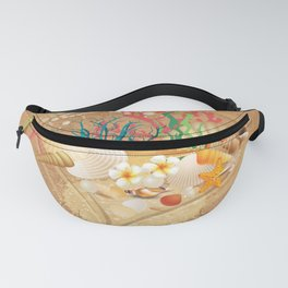 Ocean Love Treasures Fanny Pack