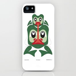 Oral Tradition by: Jody Broomfield iPhone Case