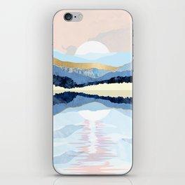 Winter Reflection iPhone Skin