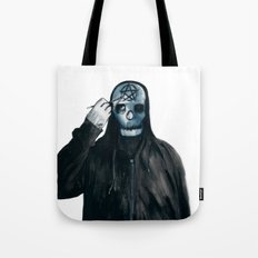 It Looks Better With A Pentacle Tote Bag