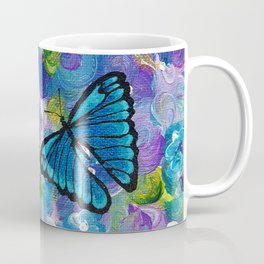 Butterfly Solo Coffee Mug