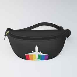 Fly with Pride Fanny Pack