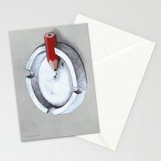 Burnout Stationery Cards