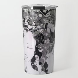 Thoughts II Travel Mug