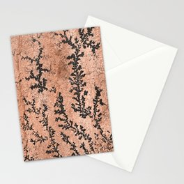 Natural Stone Etching Stationery Cards
