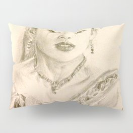 ASIAN BEAUTY Pillow Sham