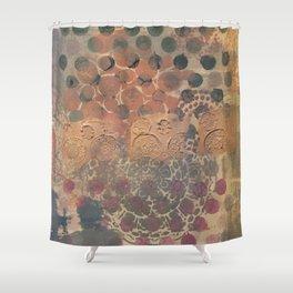 A Light Touch Shower Curtain
