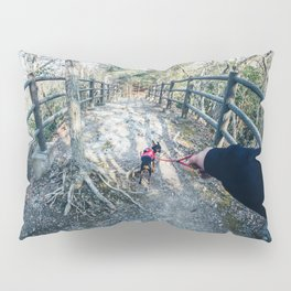 Follow me to - Holiday Adventure in Forest / Dreamer's Vision Pillow Sham