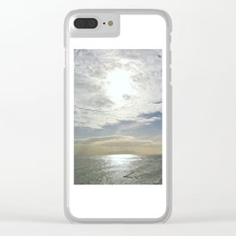 Good Afternoon Clear iPhone Case