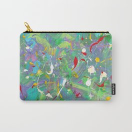 Green Envy Carry-All Pouch