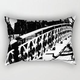 Gothic Way Rectangular Pillow