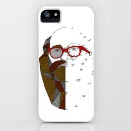 barbudo iPhone Case