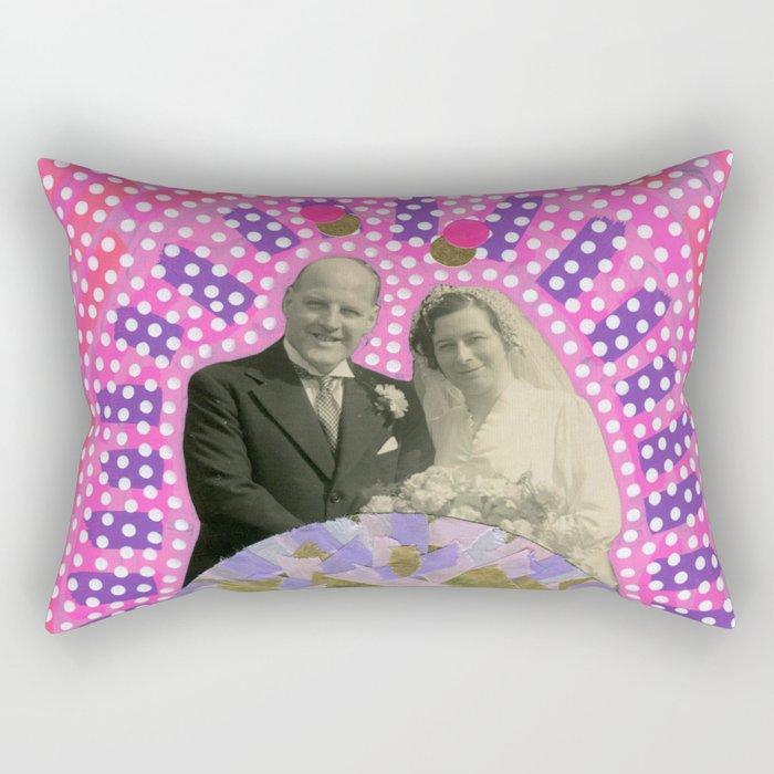 Wedding Portal 005 Rectangular Pillow