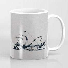 Splaaash Series - Sydney Ink Coffee Mug